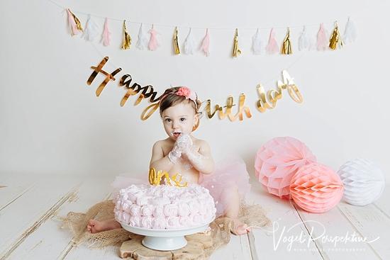 Cake Smash…yeah !