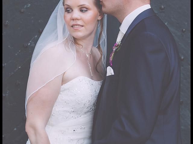 Eine Hochzeit im August…